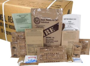 MRE (Meals, Ready to Eat)