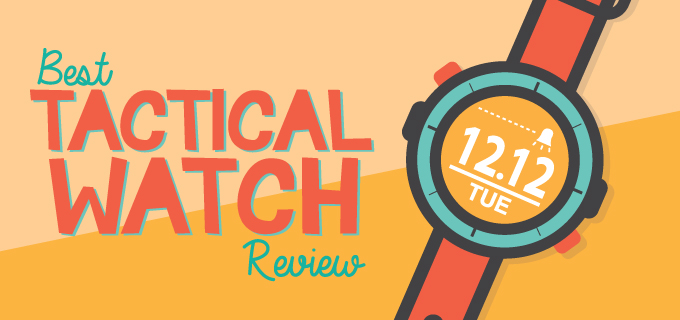 Best Tactical Watch Review