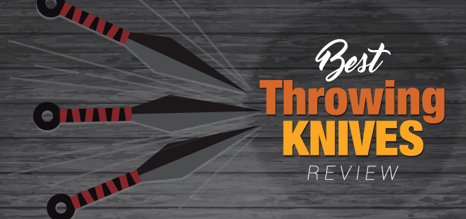 Best Throwing Knives Review