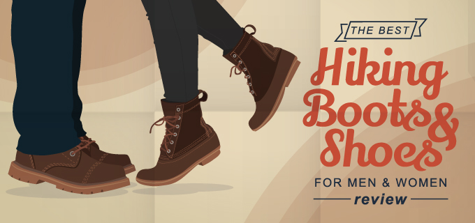 Best Hiking Boots and Shoes for Men and Women Review
