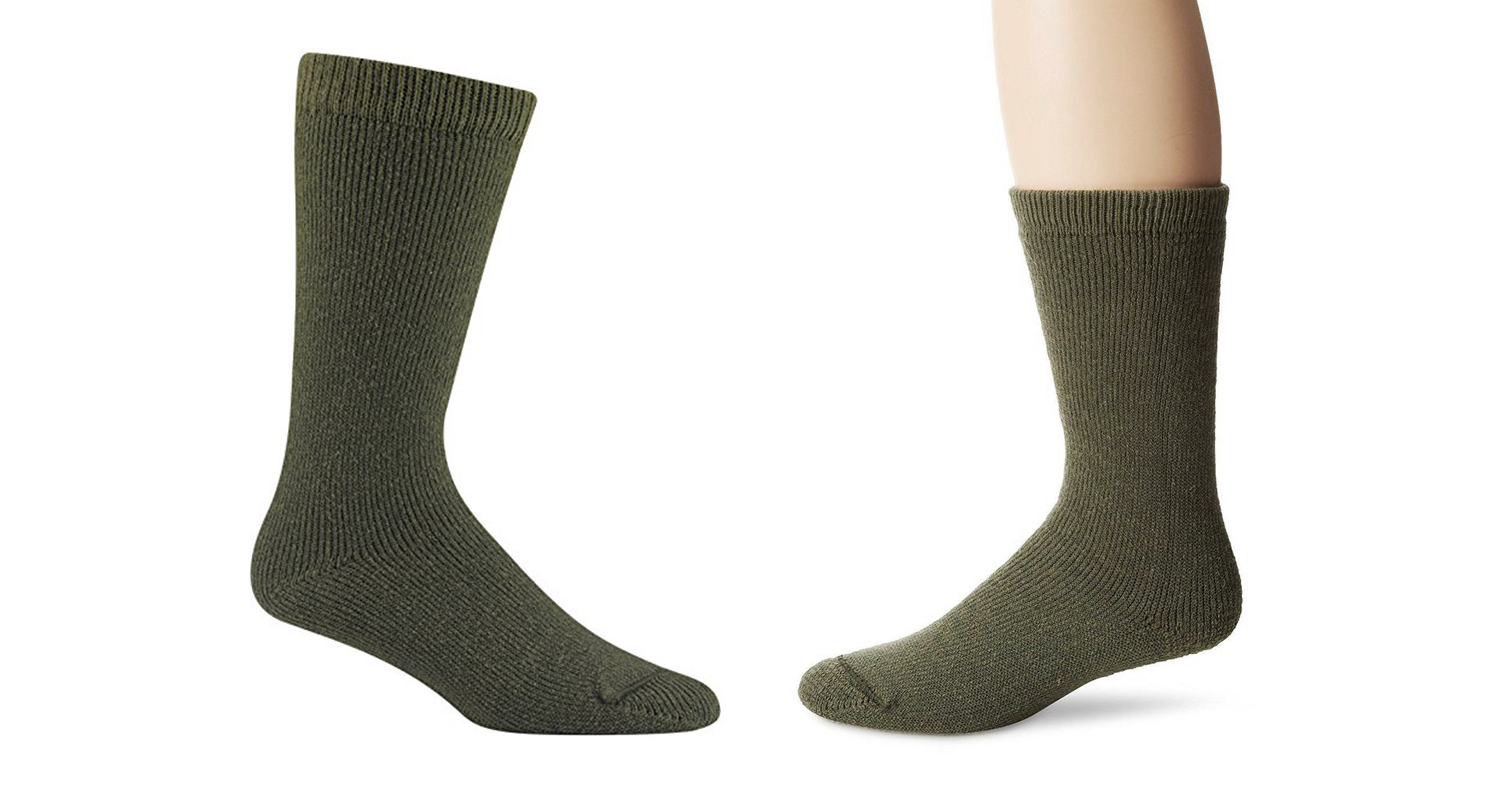 Wigwam Men's 40 Below Heavyweight Boot Socks