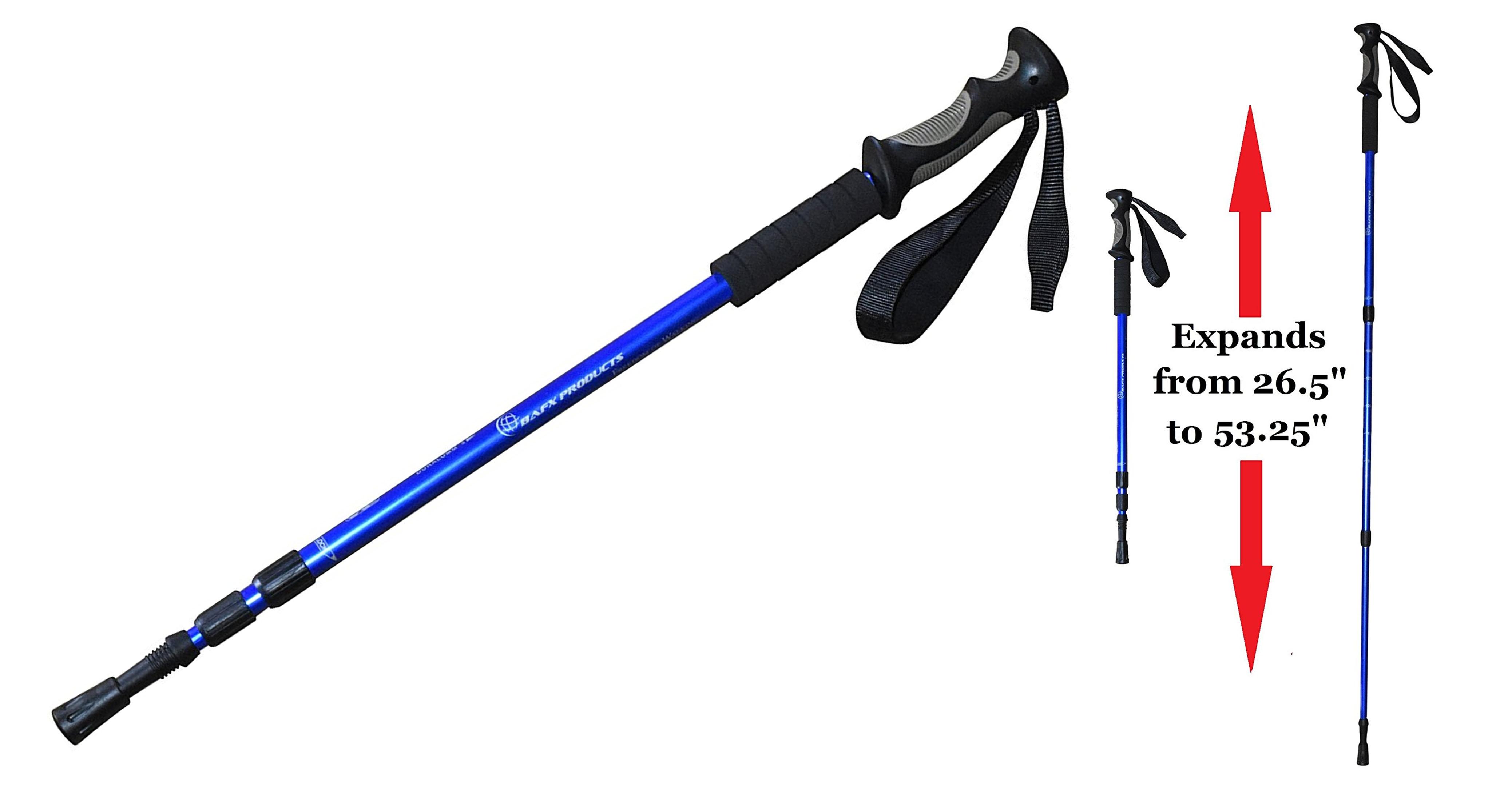 BAFX Products – Anti-Shock Hiking / Walking / Trekking Trail Polls