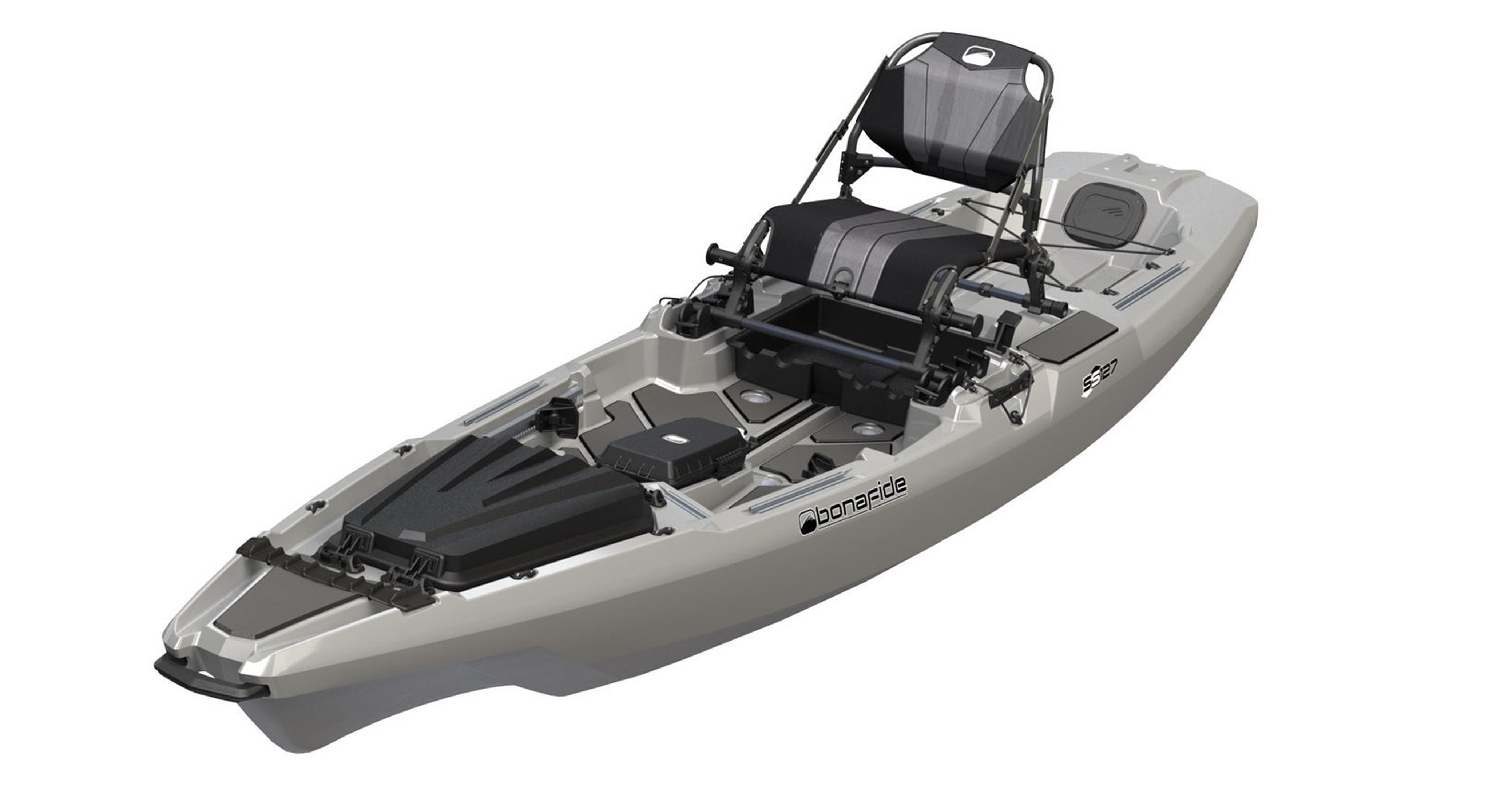 Bonafide SS127 Ultimate Sit on Top Fishing Kayak