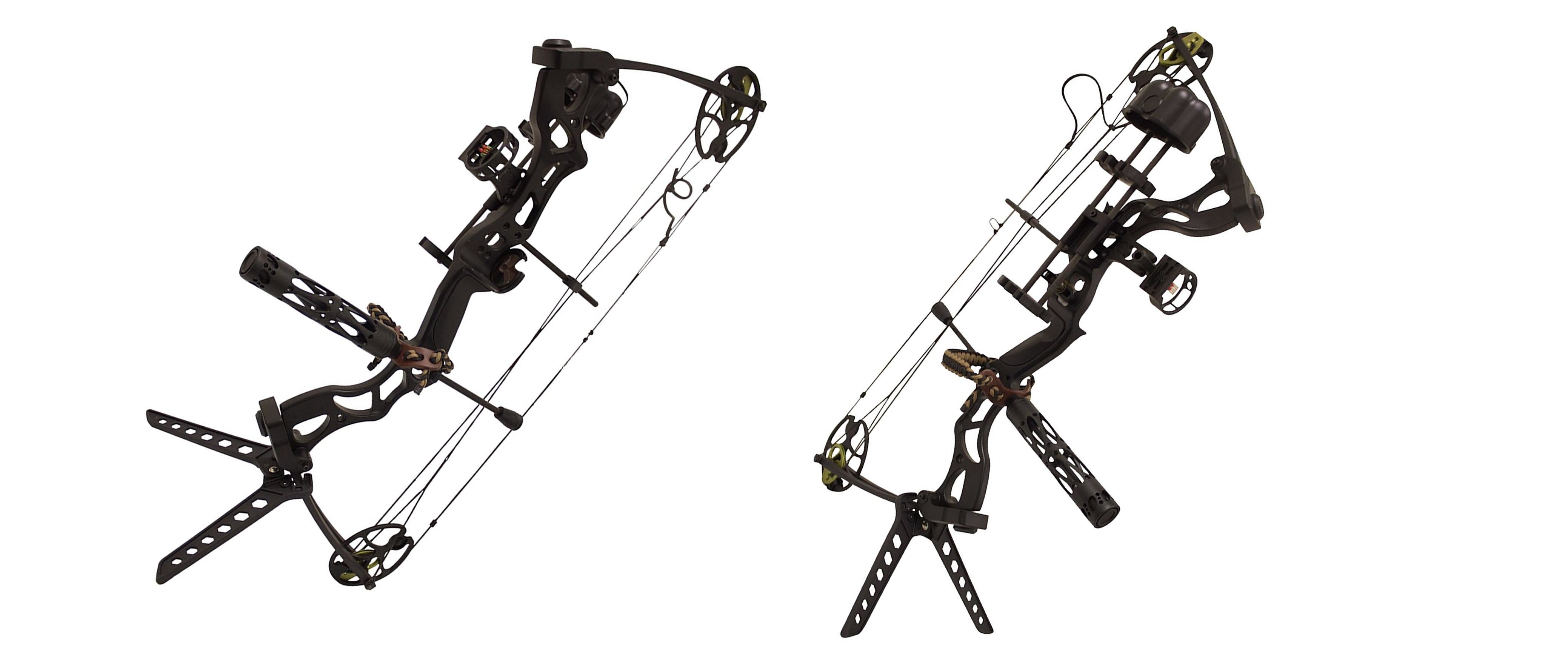 "SAS Rage 70 Lbs 30"" Compound Bow"